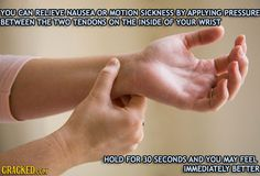 Also try blowing on them. | 19 Awesome Body Hacks You Won't Believe Nobody Taught You | Cracked.com