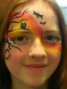 face painting ideas | an apt. for face painting this season… cute designs, fancy designs ...
