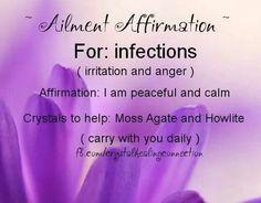 Crystals for Infections & ailments balancedwomensblog.com