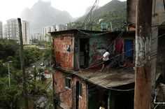Brazil's disappearing favelas