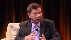"Eckhart Tolle stops by Google for a fireside chat with Bradley Horowitz. The subject is: ""Living with Meaning, Purpose and Wisdom in the Digital Age."""