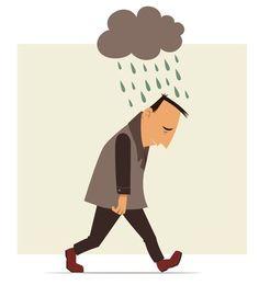 Entouré de négativité: Nous serons tous probablement à un moment ou un autre de notre vie, entourés de négativité. Les choses ne se passent peut-être