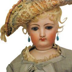 Francois Gaultier French Fashion Doll from antiqueworldusa on Ruby Lane