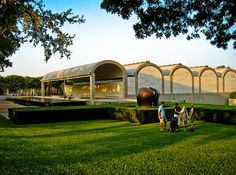 Louis Isadore Kahn | Kimbell Art Museum | Forth Worth, Texas, USA