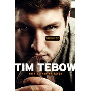 What a fantastic book.  Life story of Tim Tebow whose character was built by working hard, staying humble, and a foundation of faith.  I have such respect for Tim Tebow.  This book makes me want to strive to be a better person.