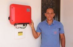 Aguas da Vida News: Brasileiro elabora projeto que zera conta de luz