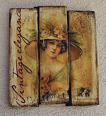 Obrázky - Vintage elegance 04 - 5584014_