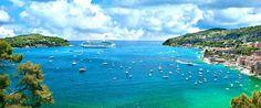 St Jean Cap Ferrat et Villefranche sur Mer