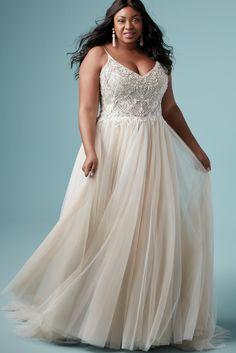ffe9a6712145 MATILDA LYNETTE by Maggie Sottero Wedding Dresses