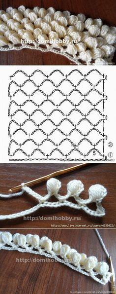 Watch This Video Beauteous Finished Make Crochet Look Like Knitting (the Waistcoat Stitch) Ideas. Amazing Make Crochet Look Like Knitting (the Waistcoat Stitch) Ideas. Crochet Diy, Crochet Motifs, Crochet Diagram, Crochet Stitches Patterns, Crochet Chart, Love Crochet, Irish Crochet, Knitting Stitches, Knitting Patterns