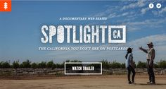 Documentary web series produced by PGS alumna, Ali Hart (C9). Check it out! #SpotlightCA http://goo.gl/uEvMy3