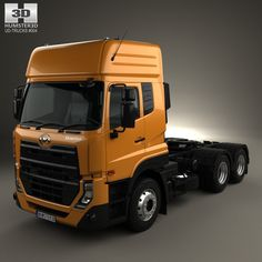 model of Eicher Pro 8049 Heavy Duty Tractor Truck 2014 Big Rig Trucks, Semi Trucks, Nissan Diesel, Semi Trailer Truck, Old Lorries, Cab Over, Commercial Vehicle, Heavy Equipment, Cars And Motorcycles