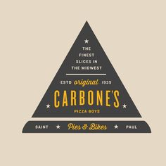 The Original Carbone's Pizza Boys by Allan Peters