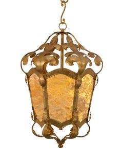 Monte Carlo Lantern - Gold