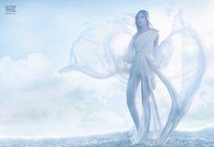 Fallen angel - Cara Delevingne by Sølve Sundsbø