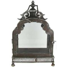 Get Large Paned Rusty Iron Lantern online or find other Accent Pieces products from HobbyLobby.com