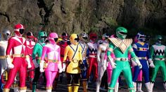 """Did the old school rangers get enough screen time in the Legendary Battle of Super Megaforce? Where was Tommy's famous, """"It's Morphin' time!"""" Quote? Or better yet, where was ANY of the famous Ranger morphs?! Are you saddened by how the episode was directed, or are you simply happy with what we were given? Do you think the rangers will ever unite again? Tell me your thoughts in the comments below!  #SonGokuKakarot"""