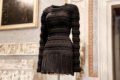 Azzedine Alaïa at Galleria Borghese | Zenya Atelier