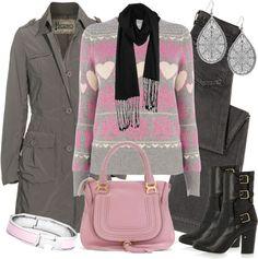 Outfits de Moda ...Me Tomo Cinco Minutos: Parkas