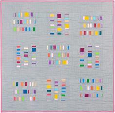 Frameworks Free Pattern for Robert Kaufman | Nydia Kehnie