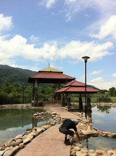 Cool Air Hangat Village images - http://www.langkawi-mega.com/cool-air-hangat-village-images/