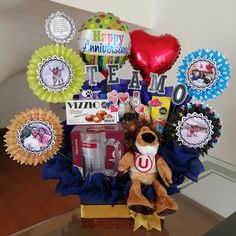 Collages, Lettering, Birthday, Gifts, Ideas, Boxes, Pink, Candy Gift Baskets, Gift Boxes