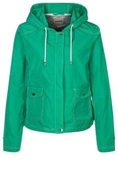 Leichte Jacke - mint green