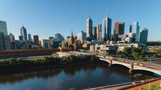 If we make it to Australia, after Sydney and Canberra (the capital), we'd have to go to Melbourne, well, because it's Melbourne.