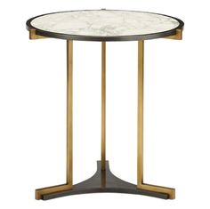 Rosa Side Table by Quintus