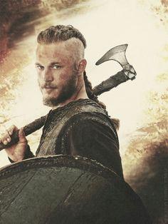 Ragnar. VIKINGS