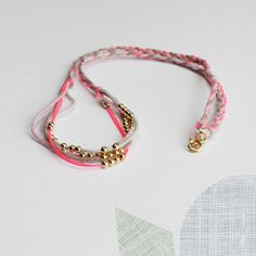 Braided with gold from   www.bkids.bigcartel.com