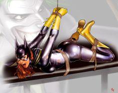 Batgirl 02-b by RaffaeleMarinetti.deviantart.com on @deviantART