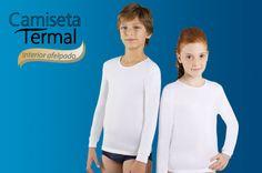 LÍNEA TERMAL - Camiseta termal infantil