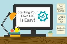 How To Start an LLC It's so easy!