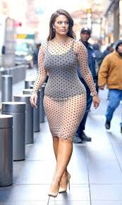 Plus size model ashley graham style - you will love plus size women https:/ Big Girl Fashion, Curvy Fashion, Plus Size Fashion, Womens Fashion, Ashley Graham Outfits, Ashley Graham Style, Modelo Ashley Graham, Plus Size Dresses, Plus Size Outfits