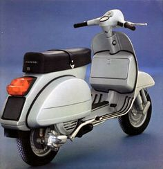 Scooterlounge.com Vespa Buyers Guide - P150 & P200 Series