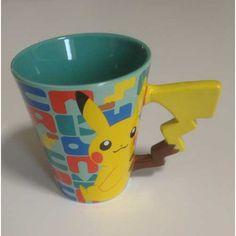 Pokemon Center 2013 Poke Tail Campaign Pikachu Ceramic Mug