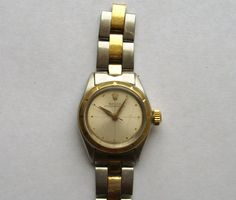 1960's Authentic Women's Rolex Watch by CharmingK9Designs on Etsy, $1400.00