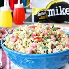 Corn Salad This amazingly easy Corn Salad is the perfect side for your summer BBQ and since it's made with canned corn, you can enjoy it year round! – College Scholarships Tips Corn Recipes, Salad Recipes, Easter Recipes, Orange Juice Cake, Corn Salads, Vegetable Salads, Savory Salads, Summer Salads, Summer Bbq