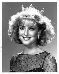 Sharlene Wells, Miss America 1985 (Utah)