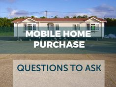 """If your thinking about purchasing or trading for a manufactured home, then this article will help determine whether or not your dealing with the right dealer or looking at the right manufactured home. One question I'm often asked is """"How do I know I'm buying a quality home?"""" No, you can't yet buy a consumer ... Continue Reading about  Purchasing a Mobile Home – Used or New – Buying Questions To Ask!"""