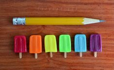 polymer clay popsicles by FatalPotato on deviantART