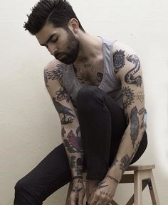 Beard and Tattoo World