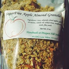 Prospect Hill Orchard: A Healthy Granola Option ~ Living, Learning, Eating