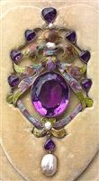 The Heart Pendant<br>A large & important Jewel in the Pre-Raphaelite style