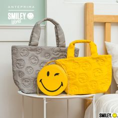WIREBAG|オンラインストアブログ|Storeblog - アンテプリマ/ワイヤーバッグ Smiley, Diaper Bag, Bags, Handbags, Emoticon, Diaper Bags, Taschen, Purse, Purses