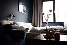 Nowoczesny wystrój sypialni