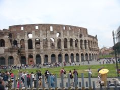 #Colosseum #Rome #Italy #Travel