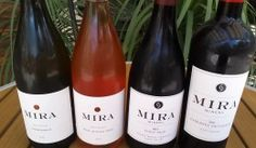 Tuesday, October 6th MIRA Winery will host the wine pairings for our Guest Chef Supper series with DADA Delray Beach. MIRA winemaker Gustavo Gonzalez