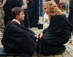 Behind The Scenes Of The Harry Potter Movies